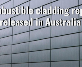Taskforce identifies up to 1,400 buildings in Victoria clad in aluminium composite panels with a polyethylene core