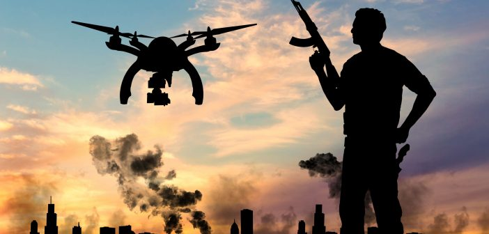 Drones are lifesavers in disaster zones