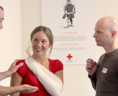 Offers from Red Cross workplace safety training