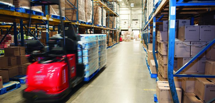 Innovative approach to automated guided vehicle safety