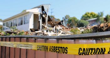 First conviction for unlicensed asbestos removal