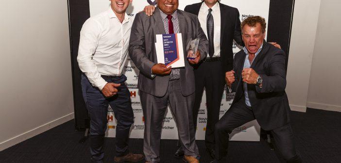 Safer sites rewarded with Site Safe awards