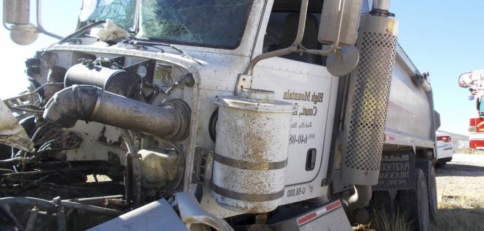 Recent truck collisions cause for concern