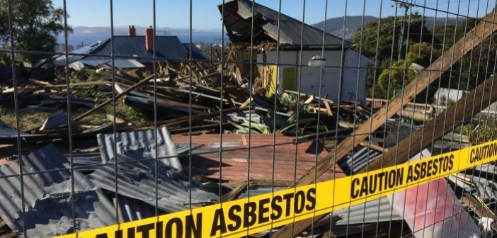 Asbestos went undetected in botched demolition