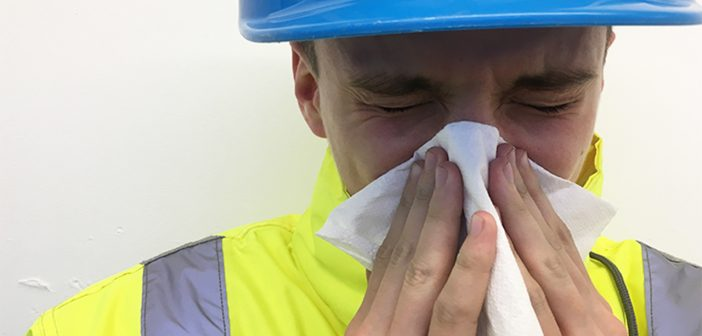 Most workers still work when sick