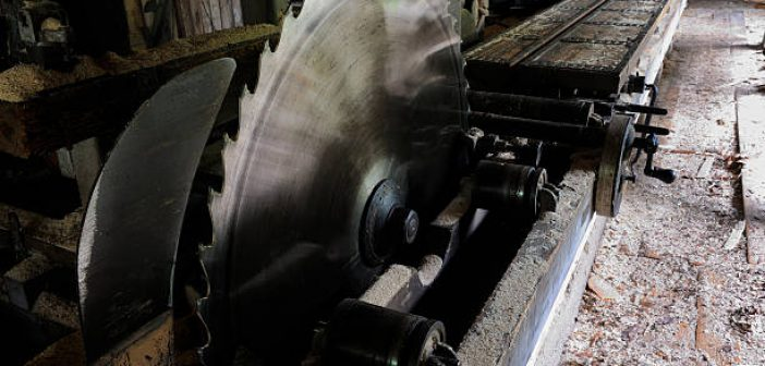 Young worker's career cut short by unsafe machinery