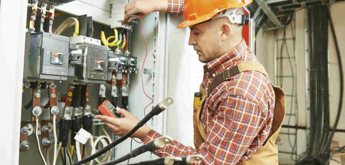 Botched electrical job shocks workers