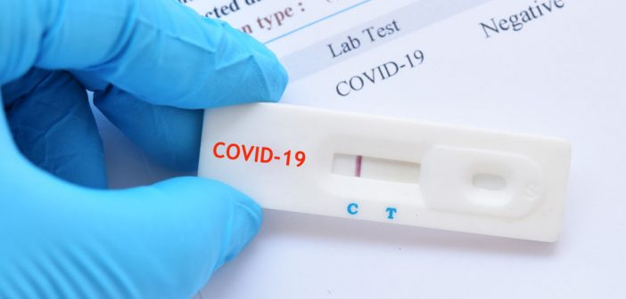 Rapid Covid tests finally get the go-ahead